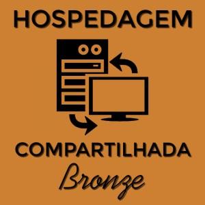 Hospedagem Compartilhada Bronze (Anual)