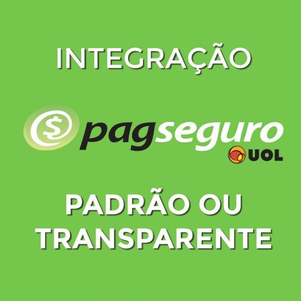 Instalação e Integração para Pagamentos com PagSeguro