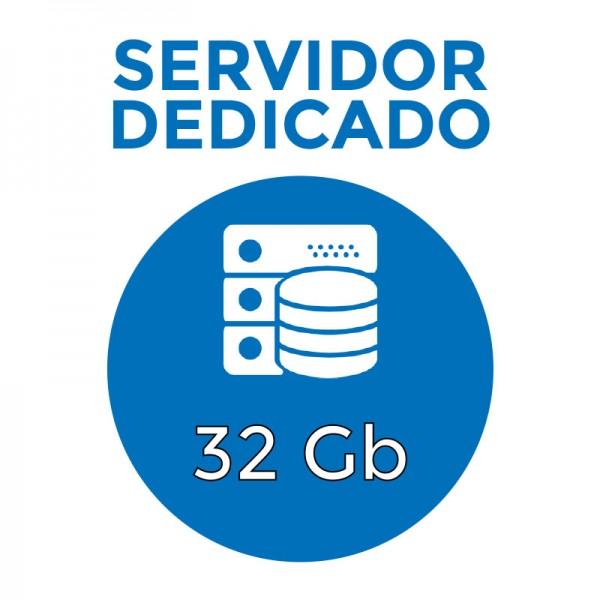 Servidor Dedicado Otimizado para Magento 32Gb-RAM