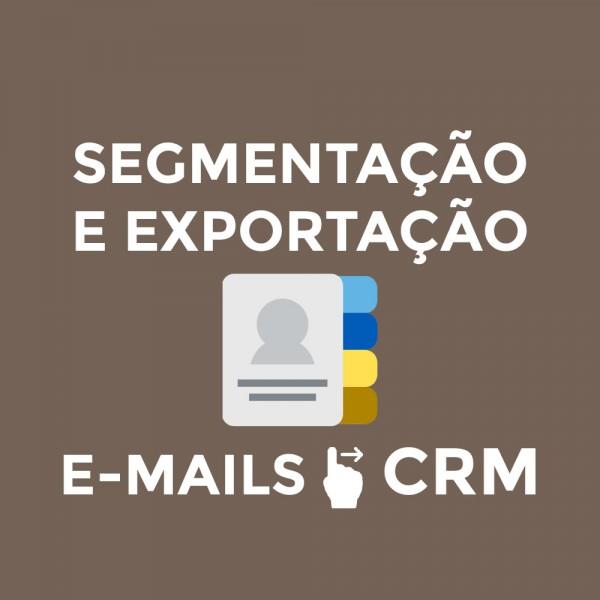 Módulo para Segmentação de Clientes com Extração de E-mails para CRM