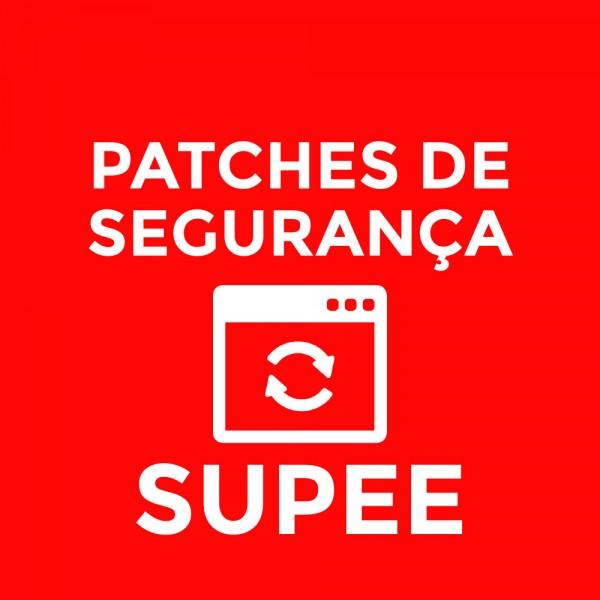 Instalação de Patches de Segurança (SUPEE)