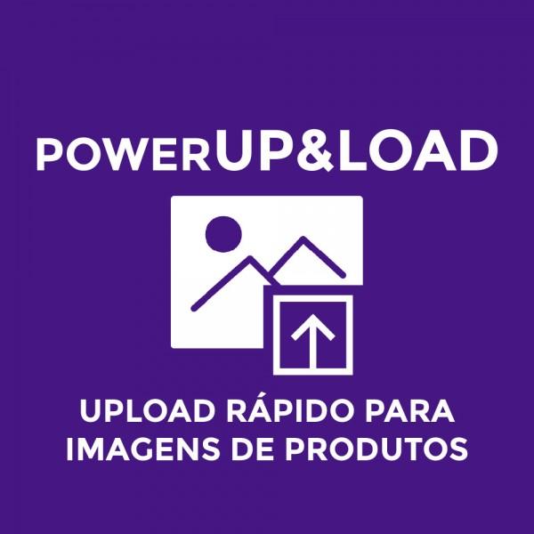 Módulo para Upload de Imagens em Produtos