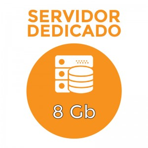 Servidor Dedicado Otimizado para Magento 8Gb-RAM