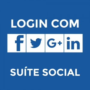 Módulo para Login com Redes Sociais