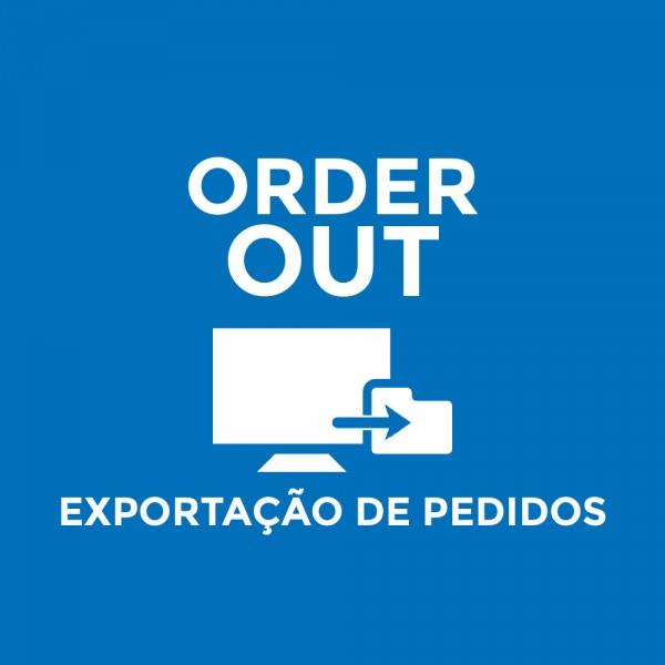 Módulo para Exportação de Pedidos da Loja