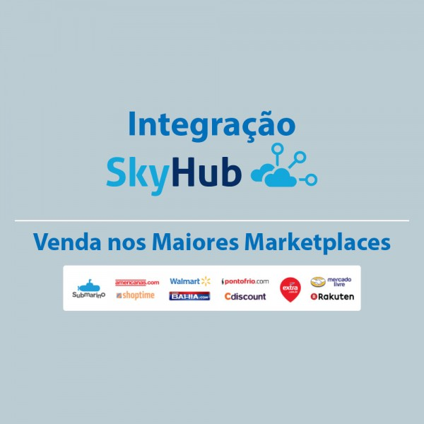 Integração com SkyHub - Marketplaces
