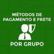 Módulo para Formas de Pagamento por Grupos de Clientes