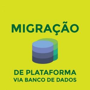 Migração de Registros (Produtos, Categorias, Atributos, Conjuntos, Clientes, Pedidos e etc...)