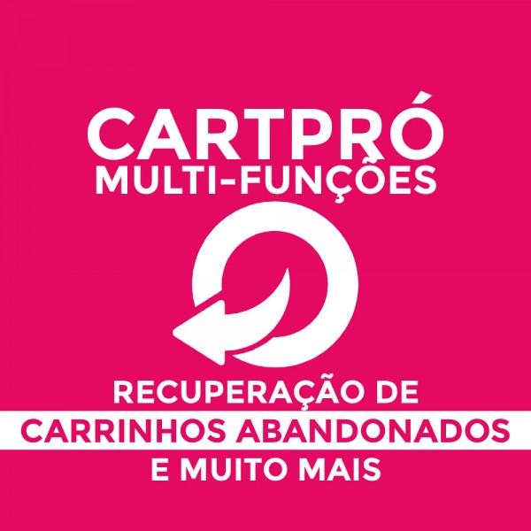 Módulo CartPró - Carrinhos Abandonados