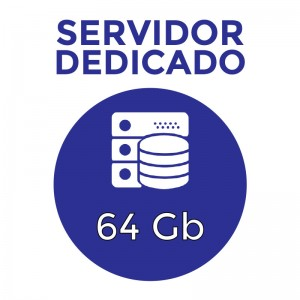 Servidor Dedicado Otimizado para Magento 64Gb-RAM