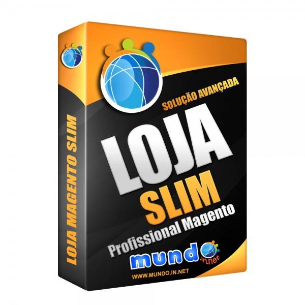Loja Profissional Magento - Versão Slim