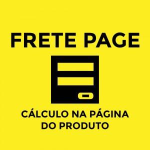 Módulo para Cálculo de Frete na Página do Produto