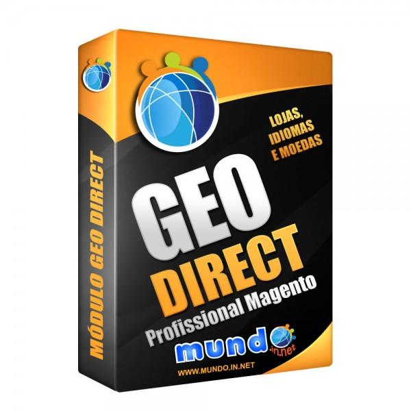 Módulo para Redirecionamento via Geo IP (Idiomas e Moedas)