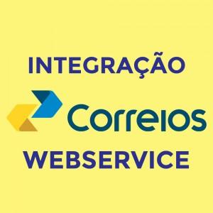 Integração com os Correios via WebService