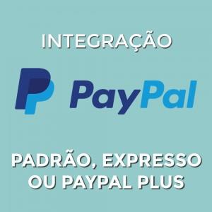 Instalação e Integração para Pagamentos com PayPal