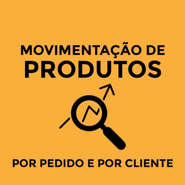 Módulo para Movimentação de Produtos