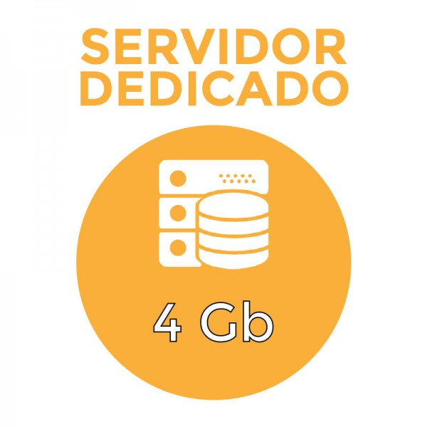 Servidor Dedicado Otimizado para Magento 4Gb-RAM