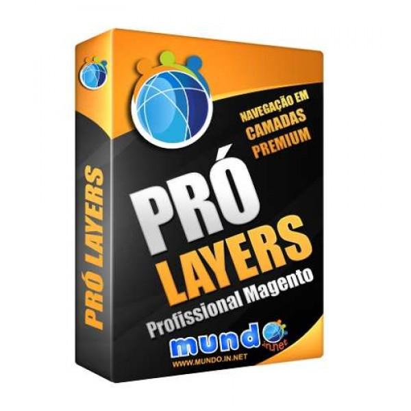 Módulo PróLayers - Filtros de Navegação Avançados